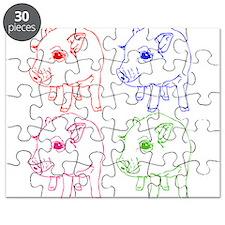 MINI PIG Puzzle