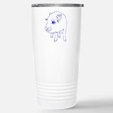 MINI PIG Stainless Steel Travel Mug