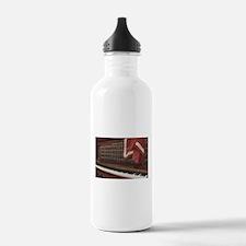 Serbian Music Water Bottle