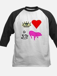 I Heart Teacup Pigs Tee