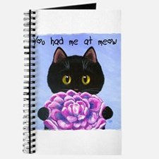 """You Had Me at Meow"" Journal"
