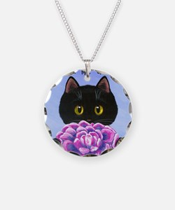 """""""You Had Me at Meow"""" Necklace"""