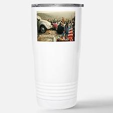 Cute Music festival Travel Mug