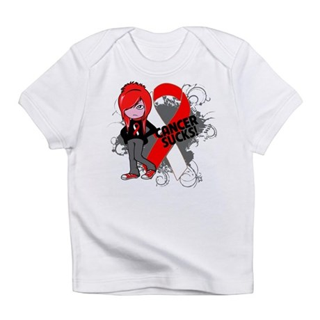 Squamous Cell Carcinoma Sucks Infant T-Shirt
