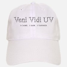 Veni Vidi UV - I Came I Saw I Baseball Baseball Cap