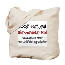 Chiropractic Kid Tote Bag