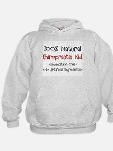 Chiropractic Kid Hoodie