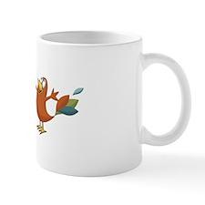 Boomzaa w/ Boomgono Small Mug