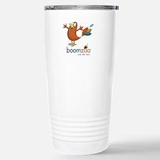 Boomzaa w/ Boomgono Travel Mug