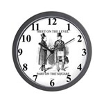 The Meeting Wall Clock