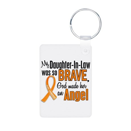 Daughter-In-Law Leukemia Shirts and Apparel Alumin