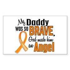 Daddy Leukemia Shirts and Apparel Decal