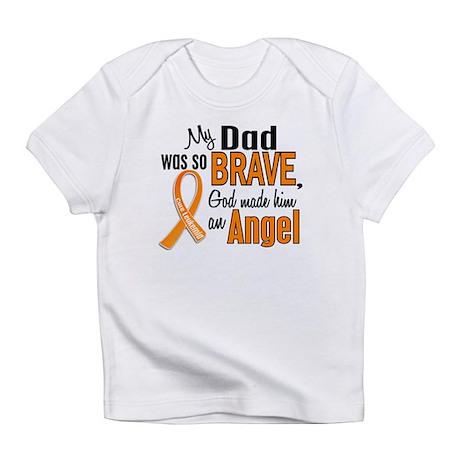 Dad Leukemia Shirts and Apparel Infant T-Shirt