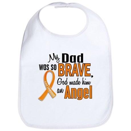 Dad Leukemia Shirts and Apparel Bib