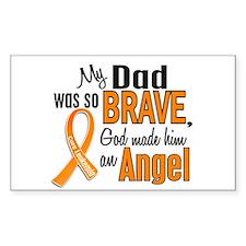 Dad Leukemia Shirts and Apparel Decal