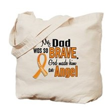 Dad Leukemia Shirts and Apparel Tote Bag
