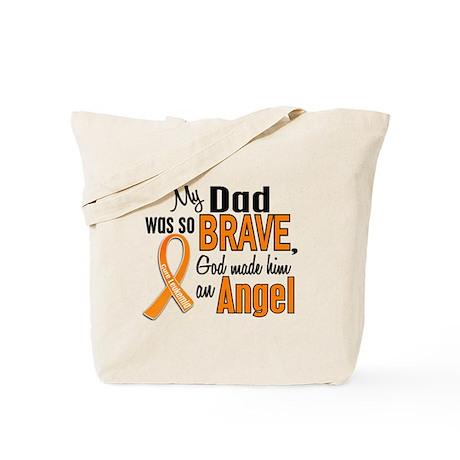 Dad Leukemia Shirts and Apparel Tote Bag