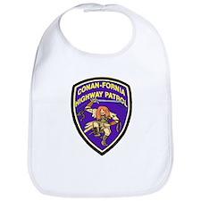 Conan-Fornia Highway Patrol Bib