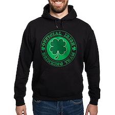 Official Irish Drinking Team Hoodie