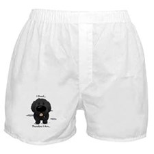 Newfie I Drool Boxer Shorts