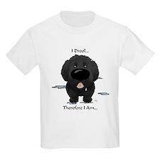 Newfie I Drool T-Shirt