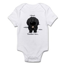 Newfie I Drool Infant Bodysuit