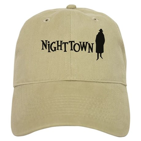 Nighttown Beige Cap