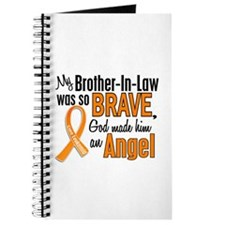 Brother-In-Law Leukemia Shirts and Apparel Journal