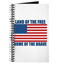 Home of the Brave Journal