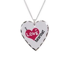 I love hearing! Necklace