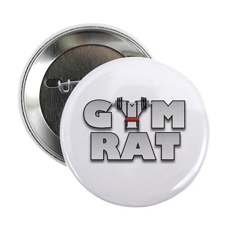 Gym Rat Button