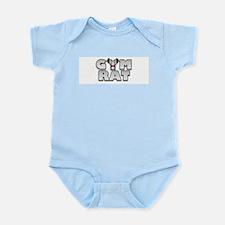 Gym Rat Infant Creeper