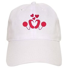 Cochlear Implant Love Baseball Cap