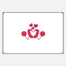 Cochlear Implant Love Banner