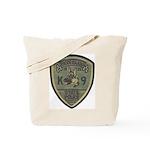 RI State Police K9 Tote Bag