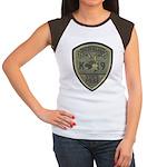 RI State Police K9 Women's Cap Sleeve T-Shirt