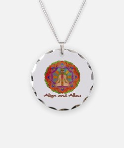 Align and Allow Necklace