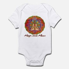 Align and Allow Infant Bodysuit