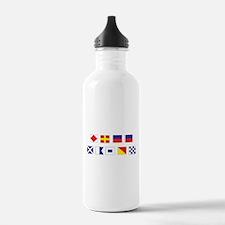 Freemasons who enjoy boating Water Bottle