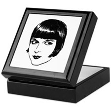 Unique Louise brooks Keepsake Box