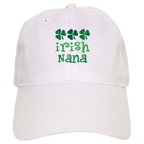 Irish Nana St Patrick's Day Cap