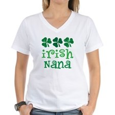Irish Nana St Patrick's Day Shirt