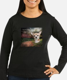 """Why God Made Dogs"" Chihuahua T-Shirt"