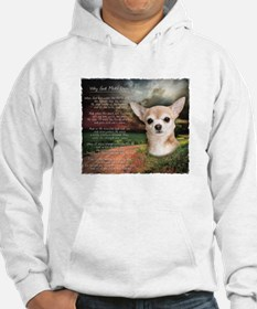 """Why God Made Dogs"" Chihuahua Hoodie"