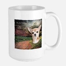 """Why God Made Dogs"" Chihuahua Mug"