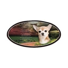 """""""Why God Made Dogs"""" Chihuahua Patches"""