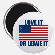 """Love it or Leave it 2.25"""" Magnet (100 pack)"""