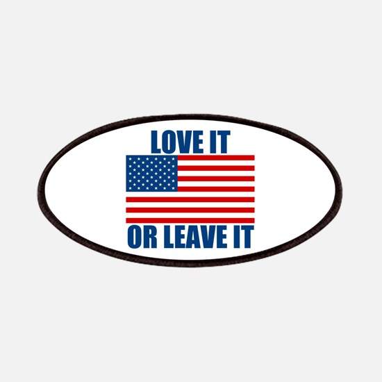 Love it or Leave it Patches