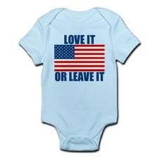 Love it or Leave it Infant Bodysuit