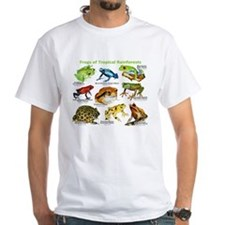 Frogs of the Tropical Rainforests Shirt
